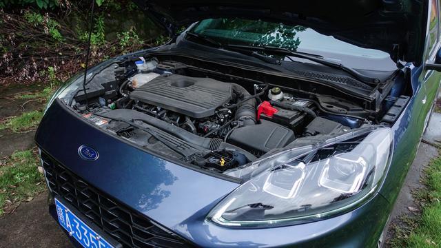 全系393牛米,2.0T+8AT,动力真的是福特锐际唯一的卖点吗?