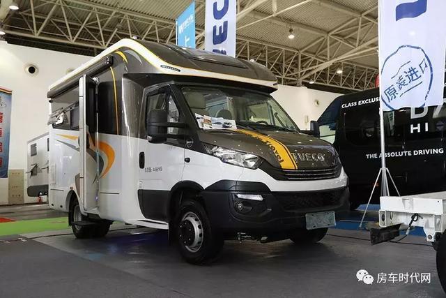 伟昊全新T型房车 进口依维柯6.5T底盘 售89.83万元