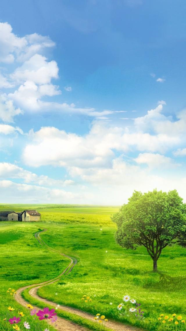 手机壁纸,大自然美景如画,太奇妙了_手机搜狐网