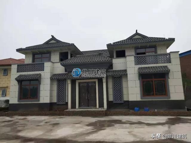 新中式的房子建出来有多美?这几款案例告诉你,源远流长悠闲人生
