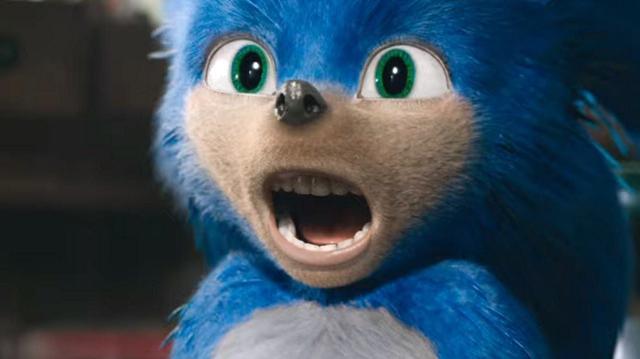 有史以来最赚钱的游戏改编电影:最快的蓝色刺猬—《刺猬索尼克》