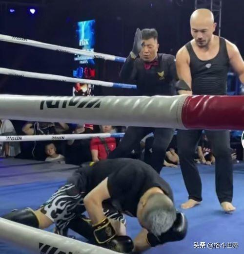 网红利哥遭一龙重击当场昏迷,武僧重拳再立威,豪夺跨界三连胜