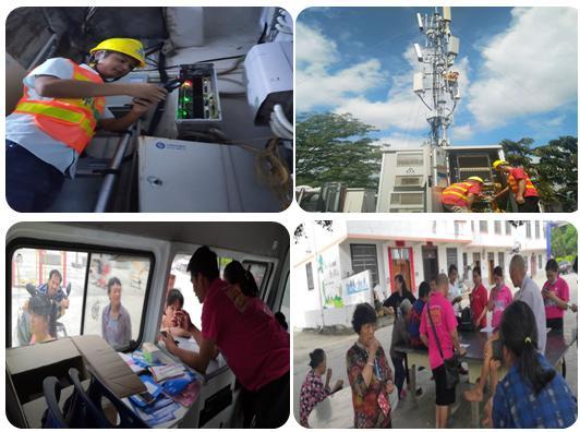来宾移动:低负效益站点排查,提升资源效益,党员同志在行动
