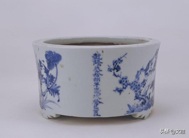 清代民窑瓷器500图