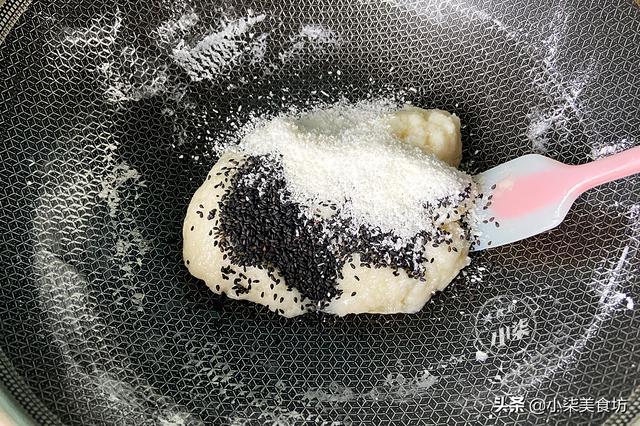 糯米面做好吃小点心,皮酥里糯绵香,解馋又饱腹,夏天必备小零食