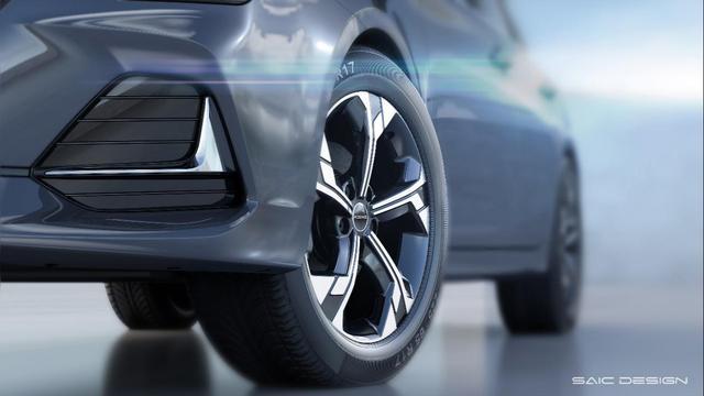 荣威新车外观细节图首次曝光,命名荣威i6 MAX