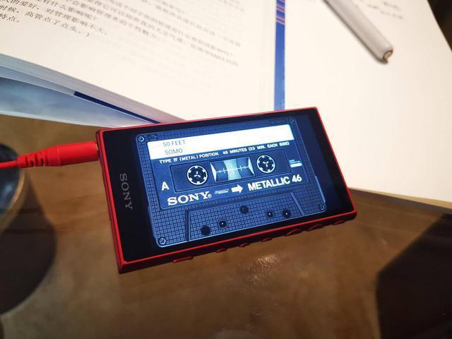 索尼NW-A105 Walkman新演绎——更智能、更便携、音质更好