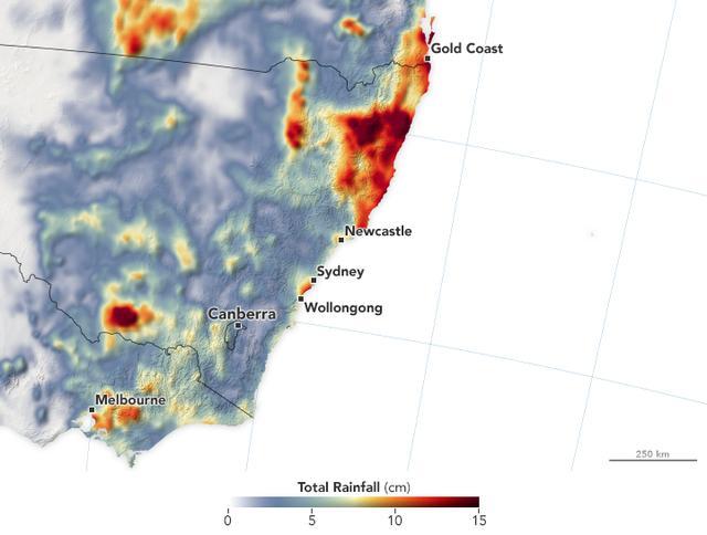澳大火已排放4亿吨二氧化碳 是不是可以找他们赔钱?