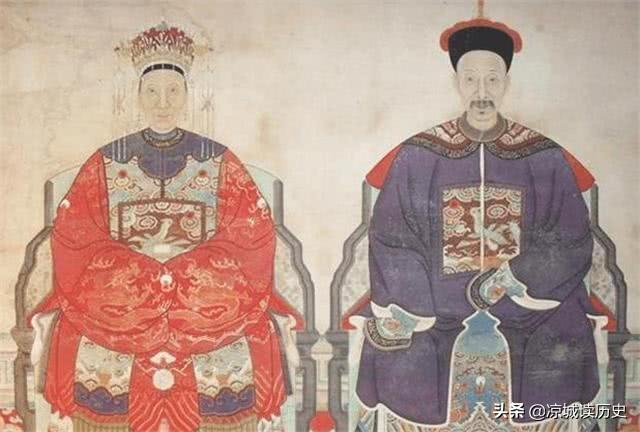 清朝一官员娶了自己的丑妹妹,受尽冷嘲热讽,生下一子天下闻名