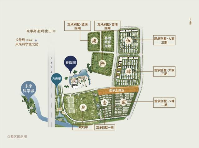该不该买北京顺义区的万科观承别墅·大家?