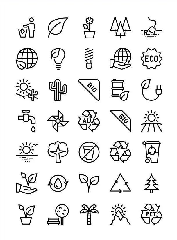手帐插画素材500例,都是有用的干货