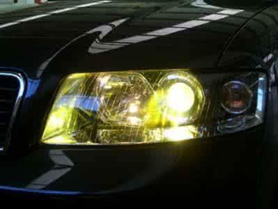 电动车改装前灯外罚吗