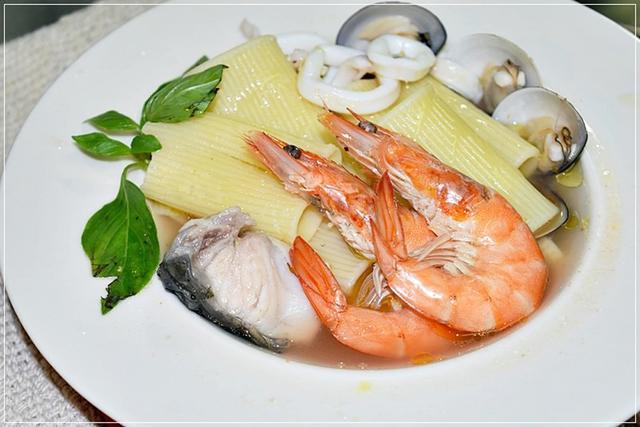 意大利海鲜面的家常做法是什么?