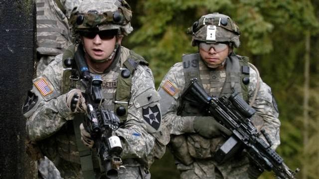 美国防部已批准从德国撤军计划,称可加强遏制俄罗斯