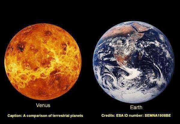 金星—人类最可能移民的行星-第1张图片-IT新视野