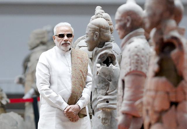 """印度在玩""""比谁更有种"""",中印关系恐恶化,幻想不如早想"""