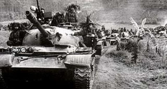对越自卫反击战,解放军唯一一次,一天内战斗伤亡6名师团级干部