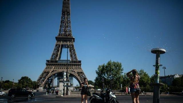 巴黎铁塔高清