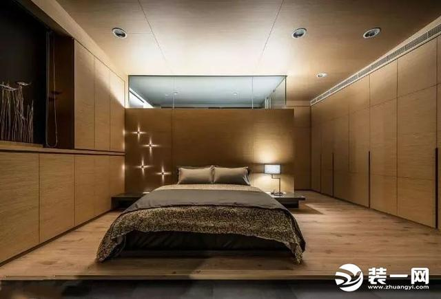 卧室地台床都有哪些款式?青岛装修网为您盘点