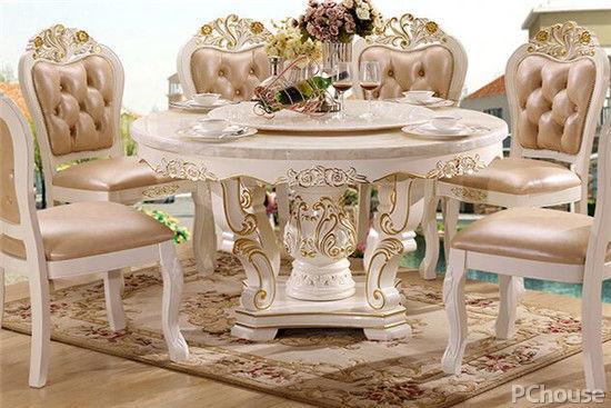 实木餐桌原色大全
