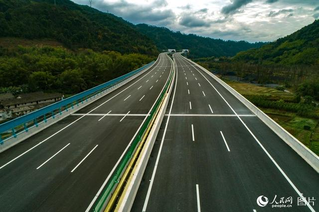 京昆高速公路全段地图