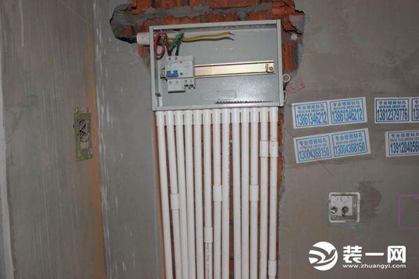家庭水电装修施工图纸