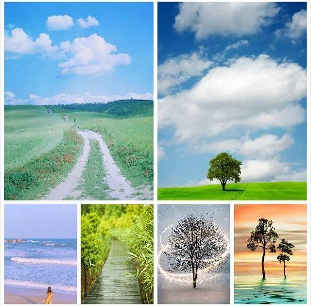 美丽风景图片大全
