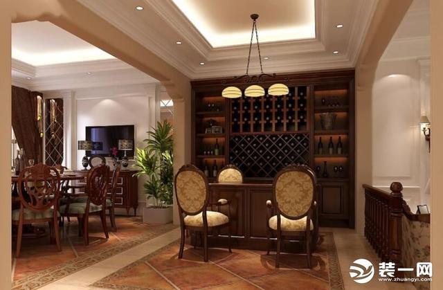 在北京300㎡别墅装修设计要多少钱?最新报价明细表