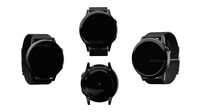 三星智能手表gearsport