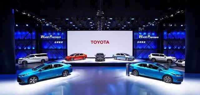 丰田6款新车将上市!亚洲龙和卡罗拉都没其中一款SUV重磅