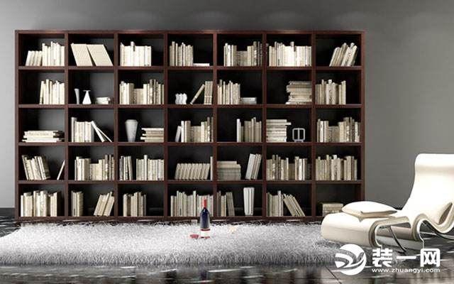 书柜设计三视图带尺寸