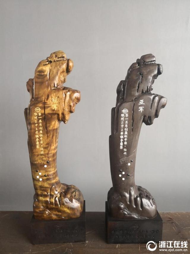 嵊州王剑锋根雕工作室的专栏 - 美篇