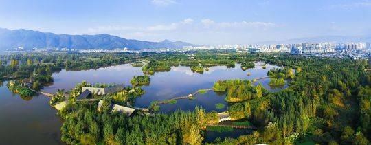 西昌邛海图片