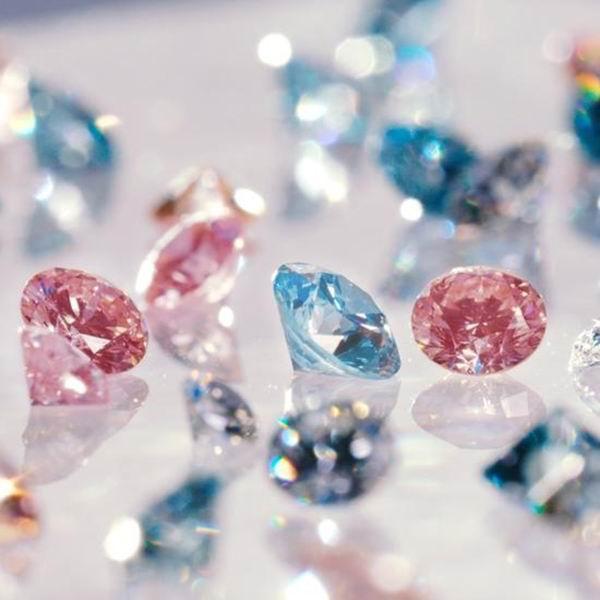 钻石简笔画