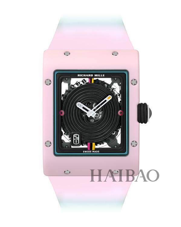 富豪敲门砖,ZF厂推出最强理查德米勒 RM 35-02 - 腕表... - 简书