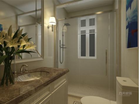 小户型卫生间装修效果图 小空间里的大时尚