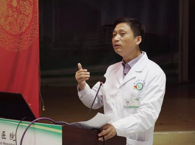 沈丘县人民医院到光山县人民医院交流二甲创建工作经验