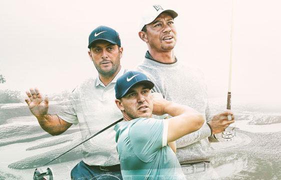 PGA锦标赛该看谁?伍兹同组科普卡,李昊桐第3次参赛