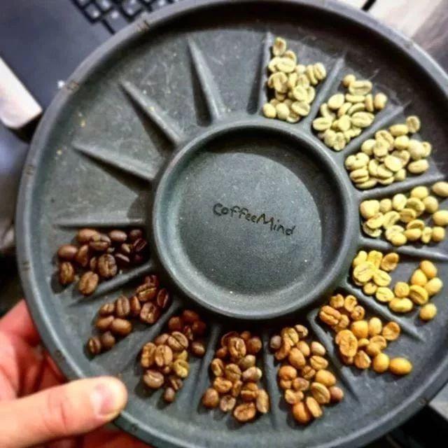 咖啡烘焙的发展阶段与颜色-什么是发展完全与不完全?