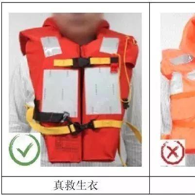 「救生设备」救生衣、救生圈的相关要求和典型缺陷