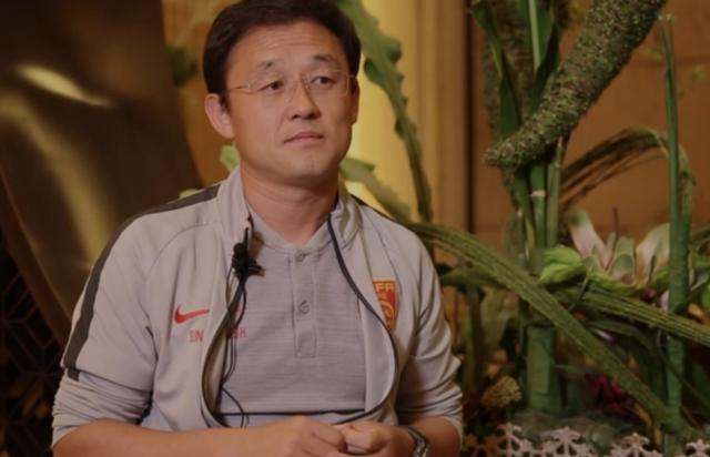 孙继海:中国足球发展应脚踏实地,u23政策难解困境