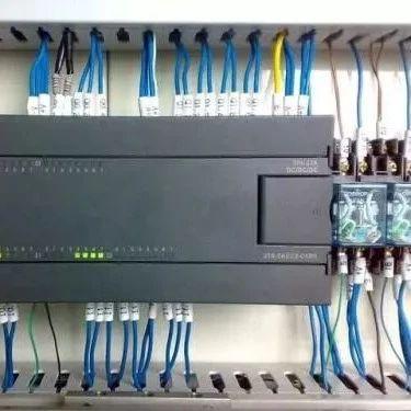 plc内部程序接线图
