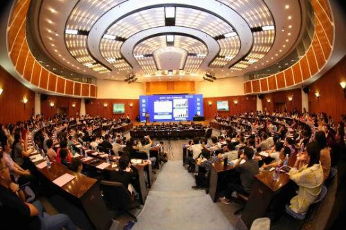 中美国际眼科论坛