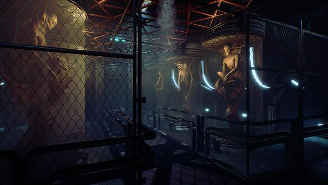 科幻恐怖游戏《候鸟》公布 赛博朋克和克苏鲁合体 PlayStation 游戏资讯 第5张