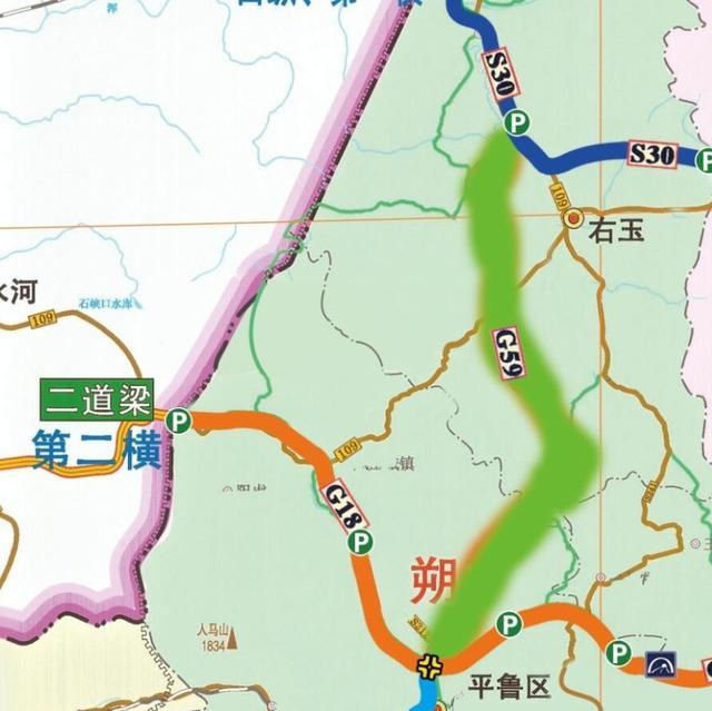 呼北高速在河南省境内实现全线贯通