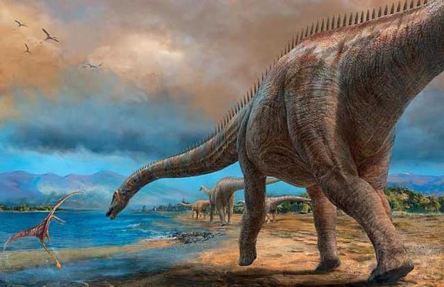 恐龙的种类图片大全-第6张图片-IT新视野