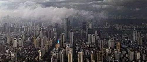 广东最强八号台风