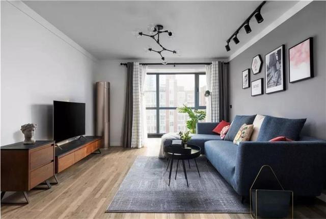 这是我3万元装修出来的80平米二居室,大家看看亏不亏!-天坛路小区装修