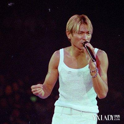 刘德华1999演唱会图片