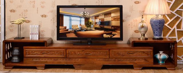 纯实木电视柜价格_报价_促销_图片_多少钱-苏宁易购手机版